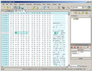 Free Hex Editor Neo – H-11 Digital Forensics