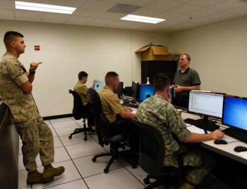 Marine Corps Enhances Forensics Capability to Make Gathering Data Simple