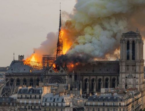 Did a Computer Glitch Cause the Tragedy of the Notre Dame Fire?