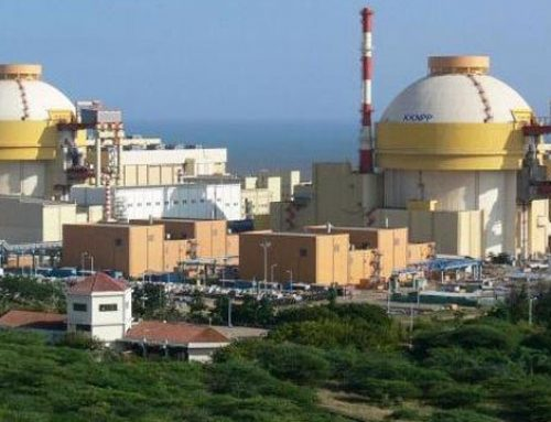 Malware Detected at India's Largest Nuclear Power Plant