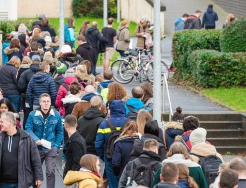 University in Germany Handing Out Paper Passwords to 38,000 Students After Cyber Attack